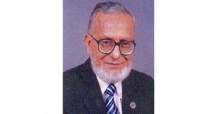 উদ্ভিদবিদ ড. এ কে এম নুরুল ইসলামের মৃত্যুদিবস আজ