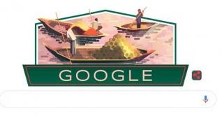 বাংলাদেশের স্বাধীনতা দিবসে গুগলের ডুডল