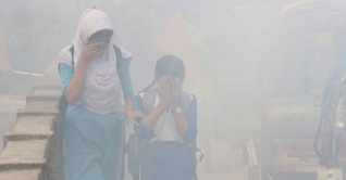 ঢাকার বাতাসের মান 'অস্বাস্থ্যকর'