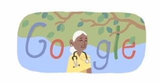 প্রথম বাঙালি মুসলিম নারী চিকিৎসককে গুগল ডুডলে স্মরণ