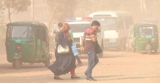 বিশ্বের দূষিত শহরের তালিকায় ঢাকা তৃতীয়