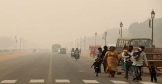 বিশ্বের সবচেয়ে দূষিত ১০ শহরের ৯টিই ভারতে